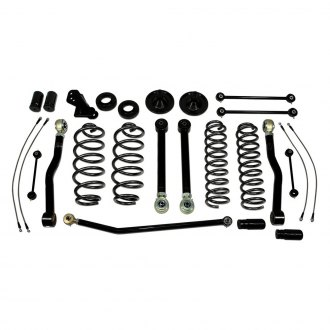 "Tuff Country® - 4"" x 4"" EZ-Flex Front and Rear Suspension Lift Kit"