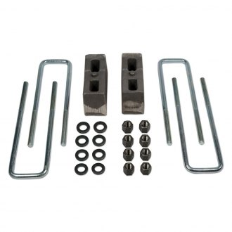 "Tuff Country® - 3"" Rear Lifted Blocks and U-Bolts"
