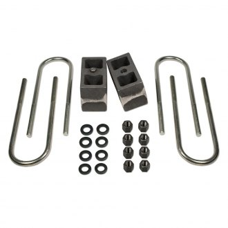 "Tuff Country® - 4"" Rear Lifted Blocks and U-Bolts"