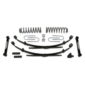 Tuff Country® - EZ-Ride Suspension Complete Lift Kit