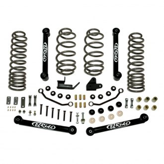 Tuff Country® - EZ-Ride Front and Rear Lift Kit