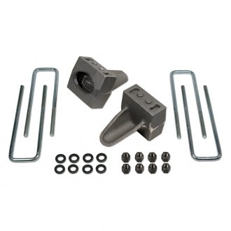 Tuff Country® - Non-Tapered Rear Lift Blocks and U-Bolt Kit