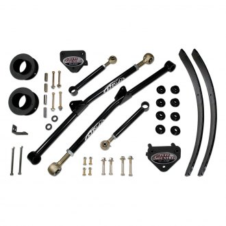 Tuff Country® - Long Arm Suspension Complete Lift Kit