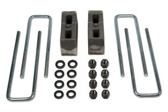 Tuff Country® - Non-Tapered Lift Blocks and U-Bolt Kit