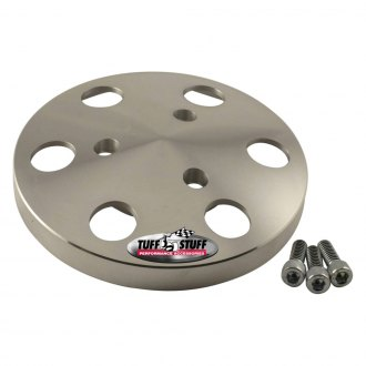Tuff Stuff Performance® - Machined Aluminum Plain A/C Compressor Clutch Cover