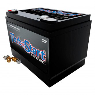 Turbo Start® - AGM Racing Battery
