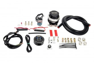 Turbosmart® TS-0304-1002 - Black Blow-Off Controller Kit (Controller and Custom Raceport)