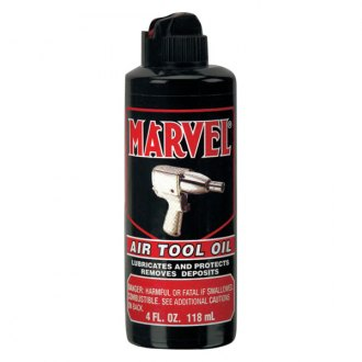 Turtle Wax® - Marvel Mystery™ Air Tool Oil