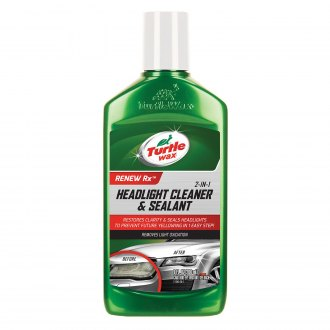 Turtle Wax® - 2-in-1 9 oz. Headlight Cleaner & Sealant