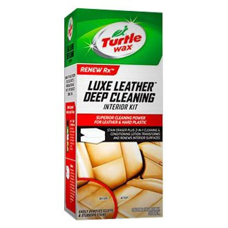 Turtle Wax® - Luxe Leather™ Deep Cleaning Interior Kit