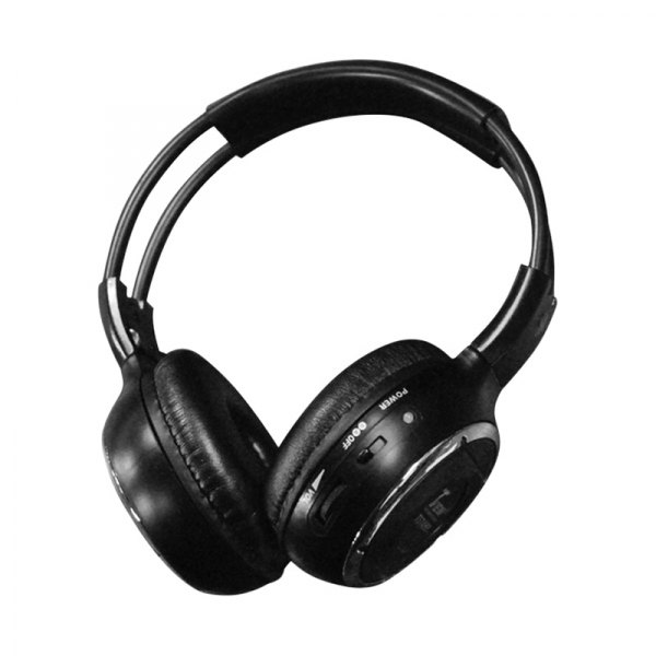 Tview® - Wireless 2-Channel Headphones