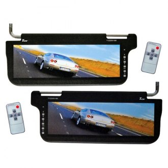 "Tview® - 12.2"" Sun Visor Monitor Driver and Passenger Side"