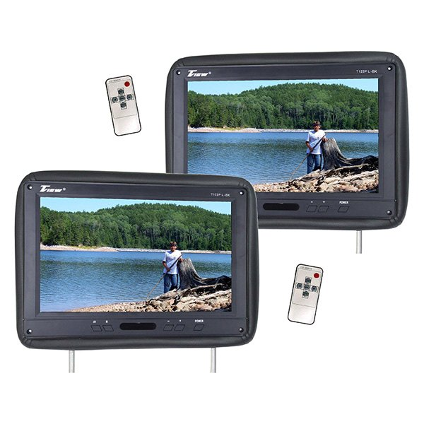 "Tview® - 12.1"" Headrest TFT Monitors"