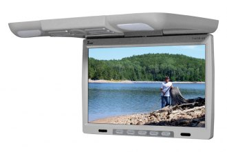 Tview® - 14.1 Gray Flip Down LCD Monitor