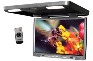 "Tview® - 17"" Flip Down TFT Monitor with Built-In IR Transmitter"