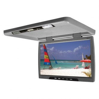 Tview® - 20 Gray Flip Down TFT Monitor