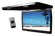 "Tview® - 24"" Flip Down TFT Monitor with Built-In Transmitter"
