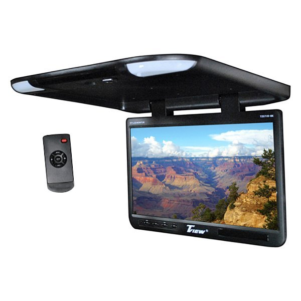 "Tview® - 25"" Flip Down TFT Monitor"