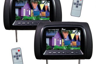 "Tview® - Headrest with 7"" TFT Monitor"