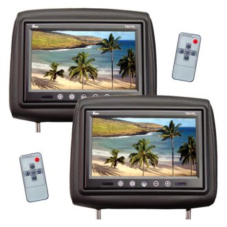 "Tview® - 9"" Headrest TFT Monitor"