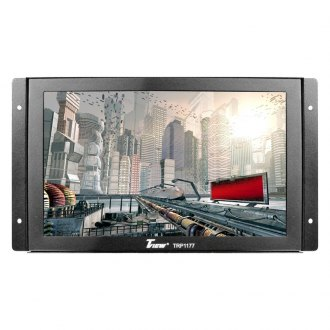 "Tview® - 11"" Black Raw Panel TFT Monitor"