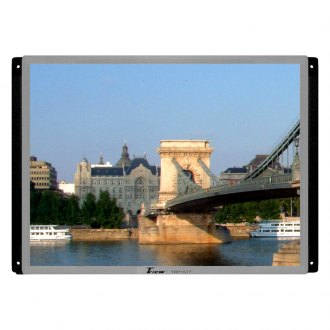 "Tview® - 15"" Gray Raw Panel TFT Monitor"