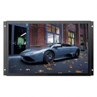 "Tview® - 17"" Black Raw Panel TFT Monitor"