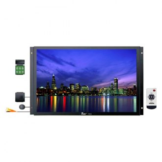 "Tview® - 25"" Black Raw Panel TFT Monitor"