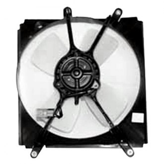 TYC® - Engine Cooling Fan Assembly