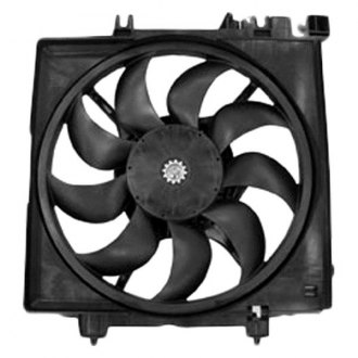 TYC® - Driver Side Engine Cooling Fan Assembly