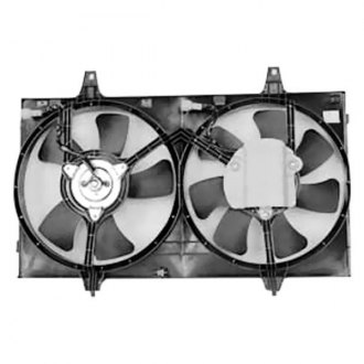 TYC® - Radiator and Condenser Fan