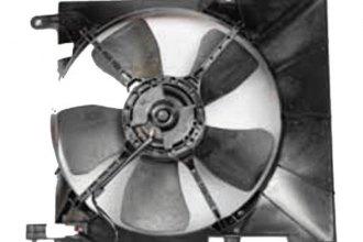 Tyc 621590 Dual Radiator And Condenser Fan
