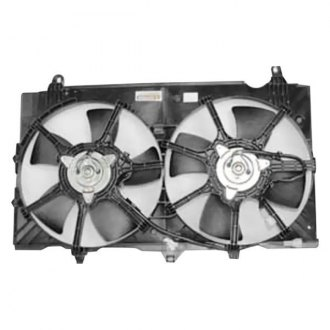 621810_6 nissan 350z replacement radiator fans & components carid com