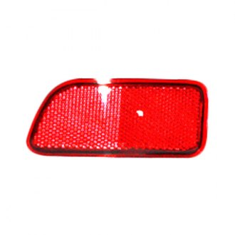 TYC® - Rear Replacement Reflector