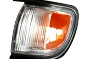 TYC® - Driver Side Cornering / Side Marker Light Assembly (with Black Trim)