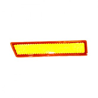 TYC® - Passenger Side Replacement Reflector