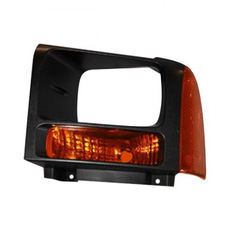 TYC® - Front Replacement Turn Signal / Parking Light