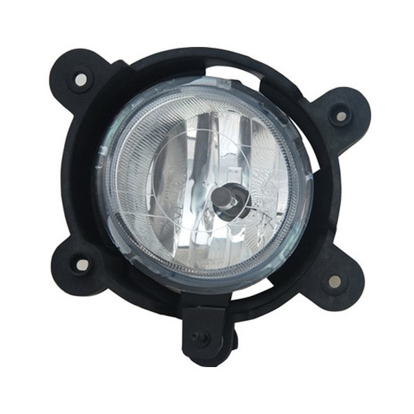 TYC 19 0630 00 1 Driver Side NSF Certified Replacement Fog Light