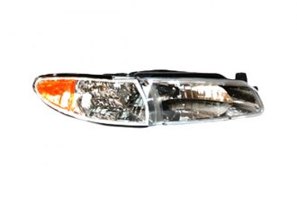 TYC® 20-5121-09-1 - Passenger Side NSF Certified Replacement Headlight