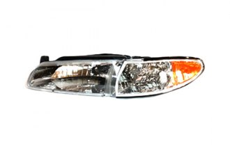 TYC® 20-5122-09-1 - Driver Side NSF Certified Replacement Headlight