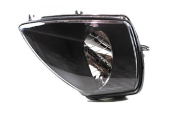 TYC® 20-5794-00 - Driver Side Replacement Headlight (Chrome, with Clear Lens)