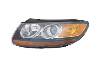 TYC® 20-6808-00-9 - Driver Side CAPA Certified Replacement Headlight