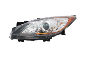 TYC® 20-9086-01-1 - Driver Side NSF Certified Replacement Headlight