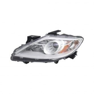 2010 mazda cx 9 custom factory headlights. Black Bedroom Furniture Sets. Home Design Ideas