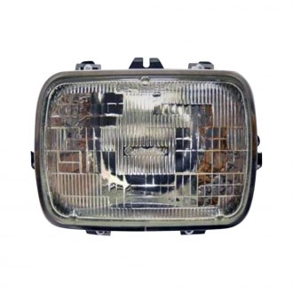 TYC® - Rectangular Replacement Sealed Beam Headlights