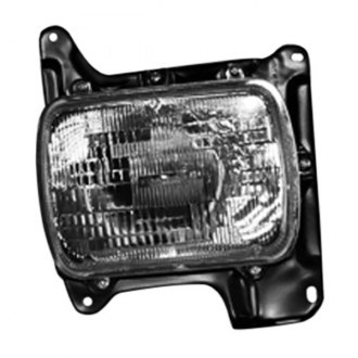 TYC® - Factory Headlight