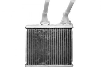 TYC® - Front HVAC Heater Core