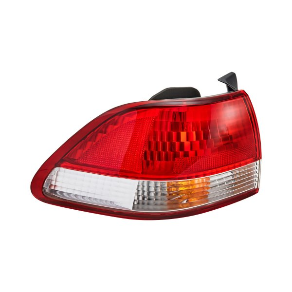 Honda Accord Tail Light Bulbs Replacement: Replace the tail light bulbs in a '98 to '02 Honda Accord.