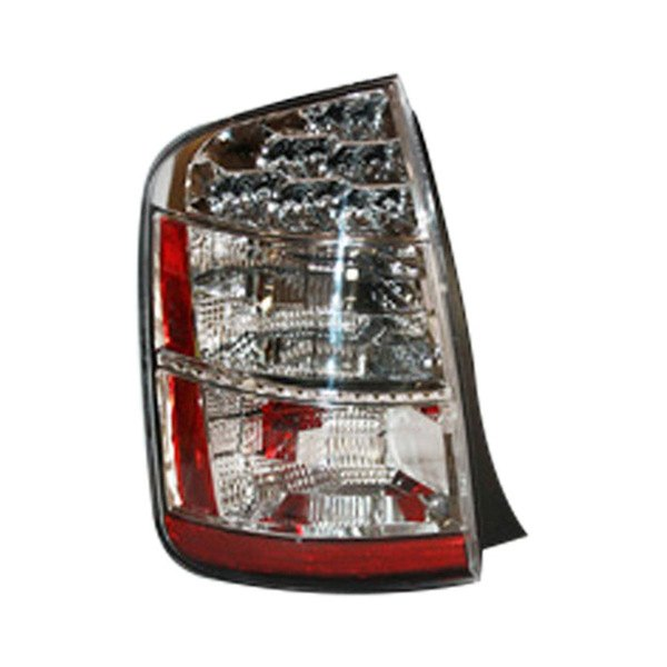 tyc toyota prius 2006 2009 replacement tail light. Black Bedroom Furniture Sets. Home Design Ideas