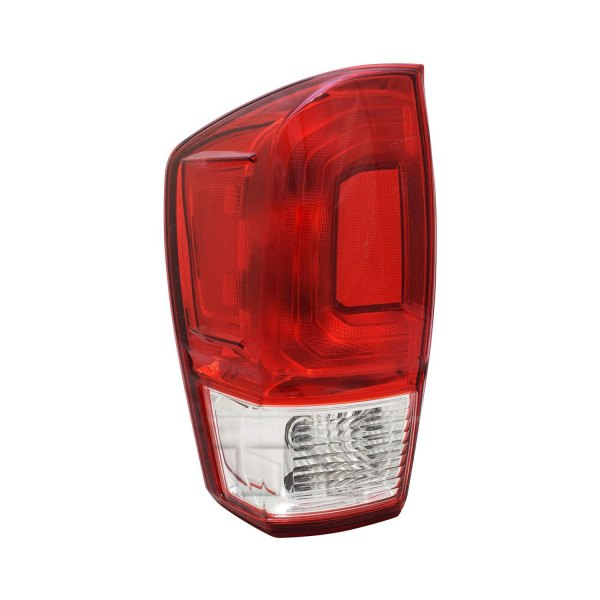 tyc toyota tacoma base sr sr5 2017 replacement tail light. Black Bedroom Furniture Sets. Home Design Ideas